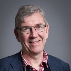 Tommy Levinsson, styrelseordförande i Tåg i Bergslagen.
