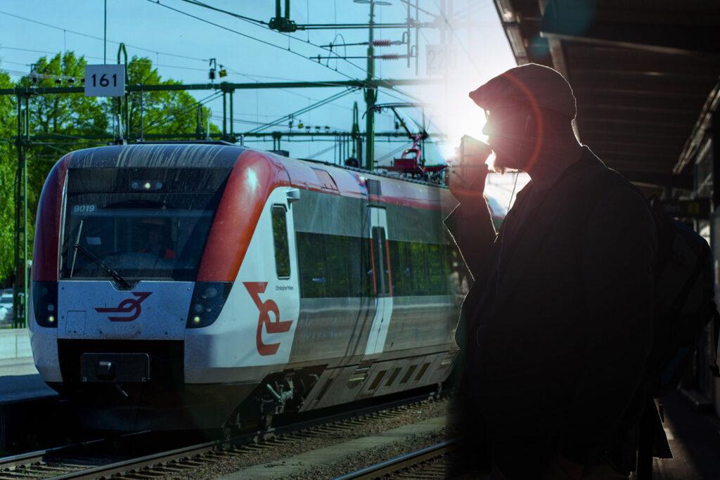 Tyck till om ny tågstation: Gävle Västra