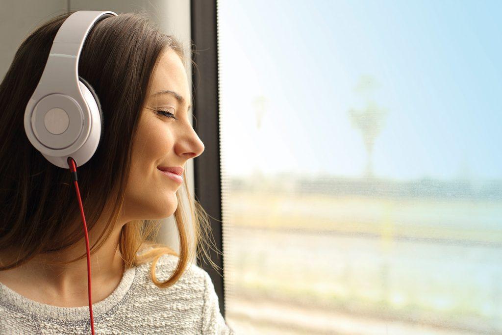 Mindfulness på tåget